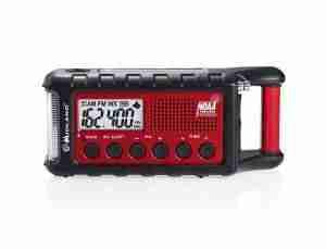 Midland - ER310 Weather Radio (AM/FM) - Weather Radio
