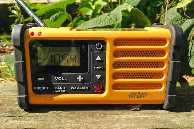 Epica Digital Emergency Weather Alert Radio Review