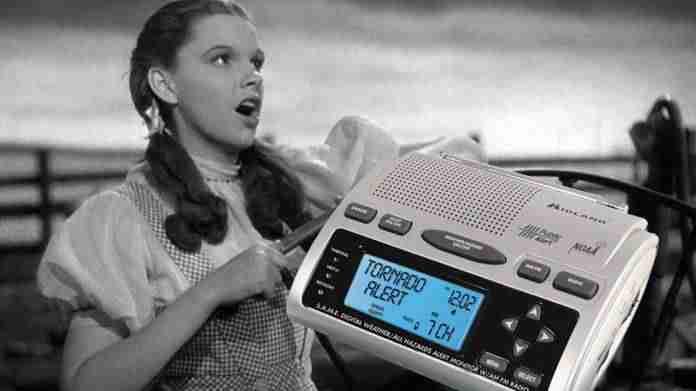 Midland - ER310 Weather Radio