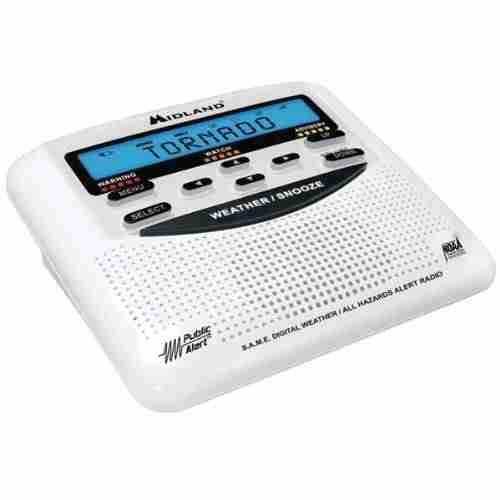 Midland WR 120 EZ radio