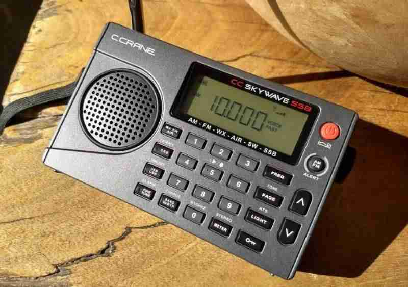 How much is a weather radio