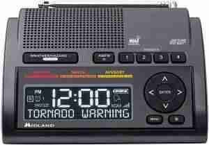 Desktop weather radio Midland WR400
