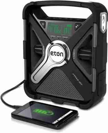 Hand crank radio Eton FRX 5 BT