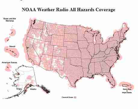 Family Preparedness/NOAA Weather Radio |