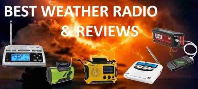 Best NOAA Weather Radio