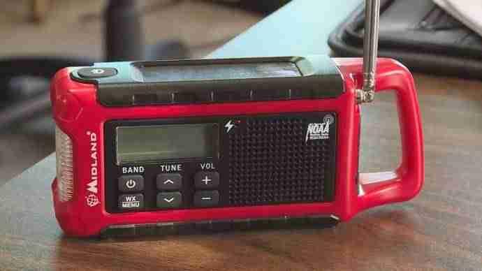 Midland NOAA Weather Radio