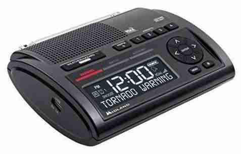 Midland WR400 Desktop Weather Radio