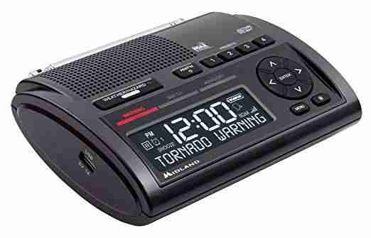 Midland WR400 Desktop Weather Radio