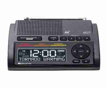Midland - WR400 NOAA Emergency Alert Radio Review