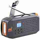 VonHaus Weather Channel Radio