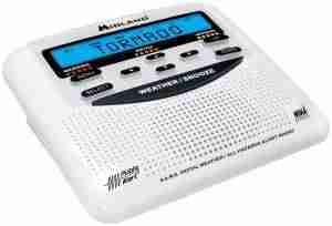 Midland WR-120 NOAA Public Alert-Certified Weather Radio