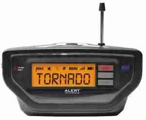 Alert Works EAR-10 Weather Alert All Hazard Radio