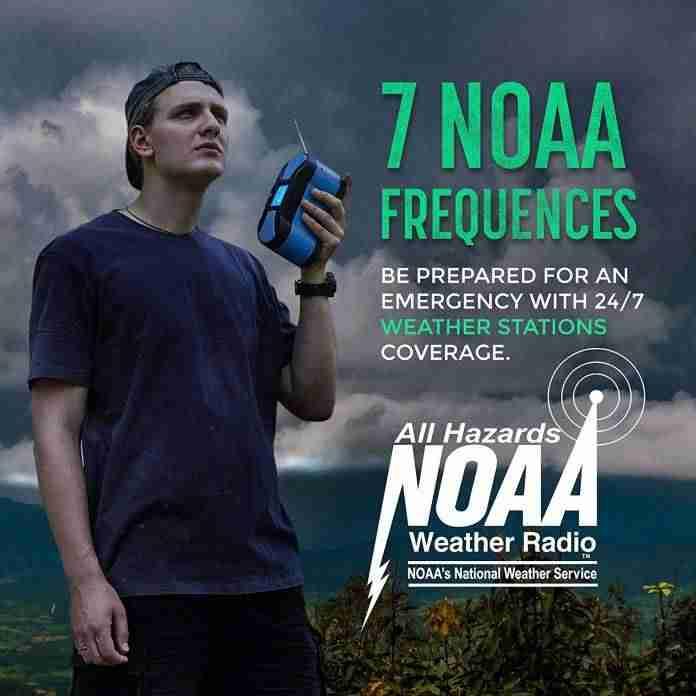 Pathway North NOAA Weather Radio