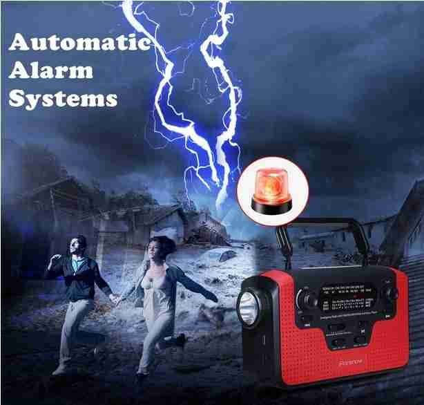 Real NOAA Alert Weather Radio