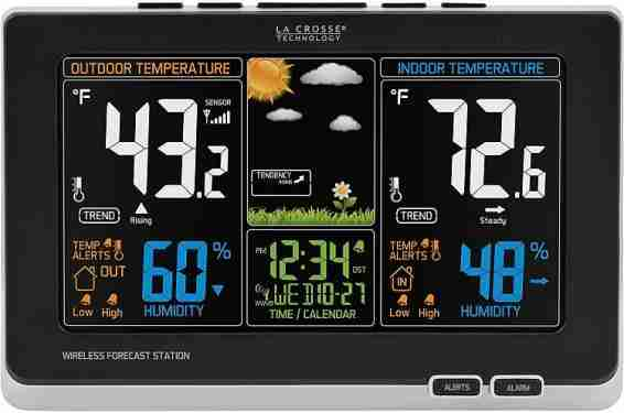 La Crosse Weather Station 308-1414B Review