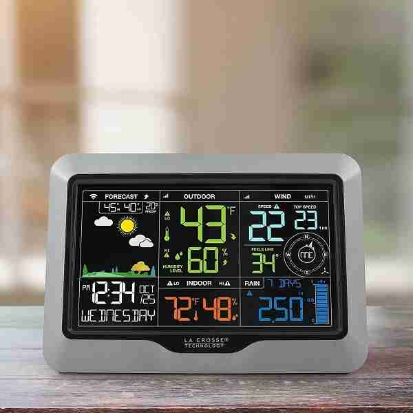 La Crosse Technology V40A Remote Monitoring Weather Station