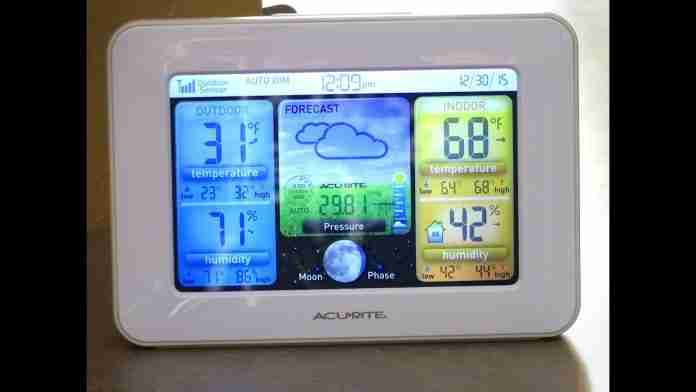 AcuRite 02081M Weather Station